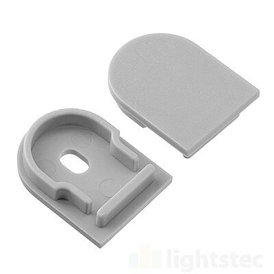 lt-1603 led profile end cap