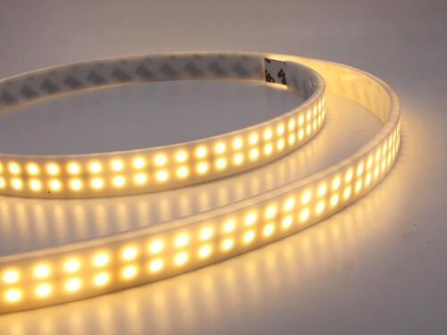Double line SMD3528 240LED/M Led strip light,led tape light CE-Lightstec