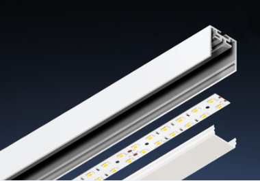led aluminum linear profile