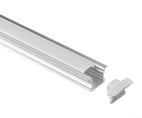 LT-1201 Recessed Mini Led Aluminum Profiles for led strip light-Lightstec