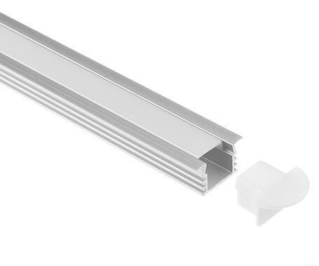 LT-1105 Mini Recessed Led Aluminum Profiles for led strip light- Lightstec