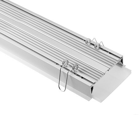 LT-11735 Recessed Led Aluminum Profiles Extrusions for led strip lights- Lightstec