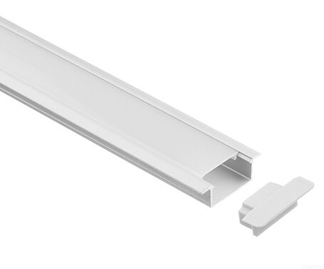 LT-2308 Recessed Led Aluminum Profile Extrusion for strip light-Lightstec
