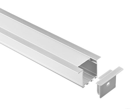 LT-2404 Recessed Led Aluminum Profile Extrusion led strip light- Lightstec