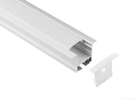 LT-3523 Recessed Led Aluminum Profile Extrusion for strip light- Lightstec