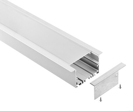 LT-6535 Led Aluminum Profiles Extrusions for led strip light - Lightstec