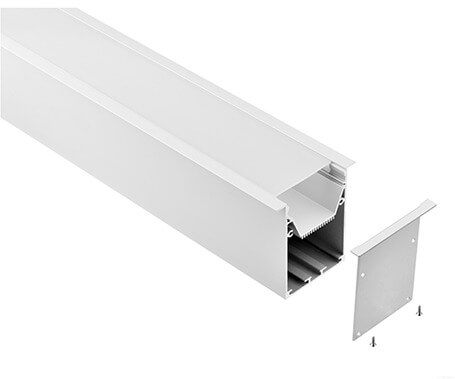 LT-7075 Recessed Led Aluminum Profiles for led strip light - Lightstec