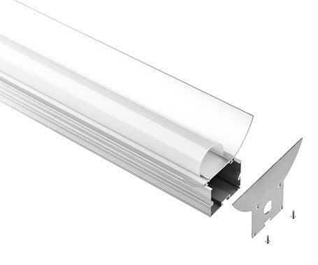 LT-9358 Led Aluminum Profiles Extrusions for led strip lights- Lightstec