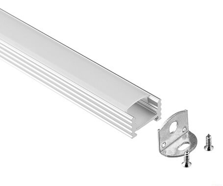 LT-02 Surface monut Led Aluminum Profiles Extrusions supplier - Lightstec