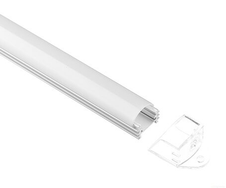 LT-04 Surface mount Led Aluminum Profile Extrusion led channel-Lightstec