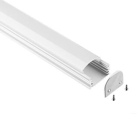 LT-11 Cabinet Led Aluminum Profiles Extrusions factory supplier- Lightstec