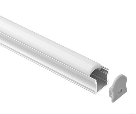 LT-1303 Led Aluminum Profiles Extrusions with lens - Lightstec