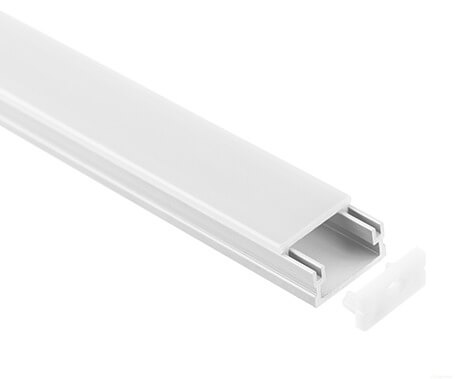 LT-1610 Led Aluminum Profiles Extrusions for led strip light new - Lightstec