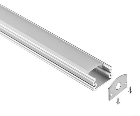 LT-1711 Led Aluminum Profiles Extrusions Led channel factory - Lightstec