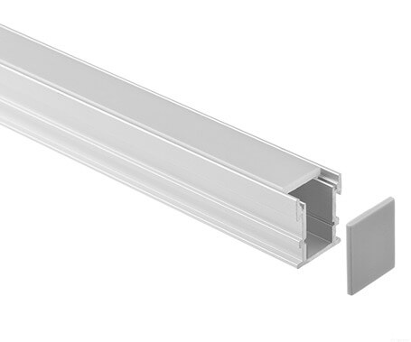 LT-2126 Led Aluminum Profiles Extrusions for ground light- Lightstec