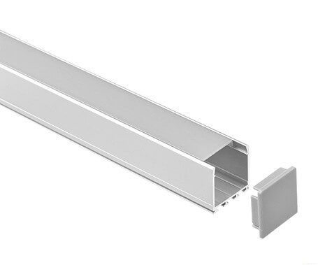LT-2403 Led Aluminum Profiles Extrusion for led strip light Fctory- Lightstec