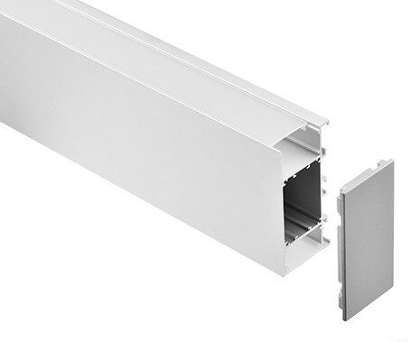 LT-4290 Led aluminum profile extrusion for wall mount linear light-Lightstec