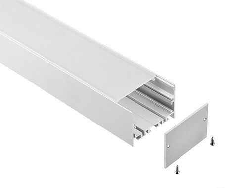 LT-5036 Led Aluminum Profiles Extrusions for led linear light- Lightstec