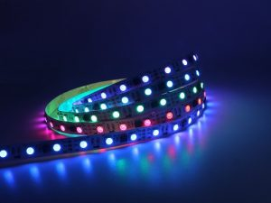 magic color led strip light
