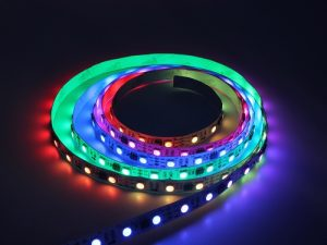 Magic Color Led Strip Lights