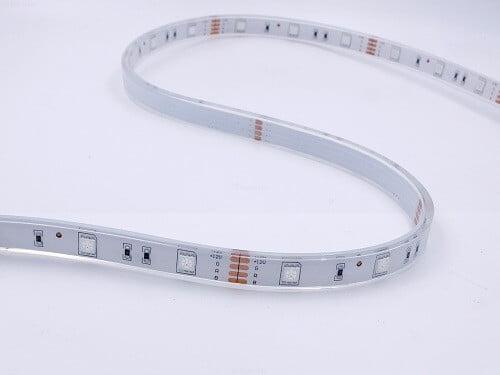 SMD5050 RGB led strip light 30led/m,12v,color change strip light-Lightstec