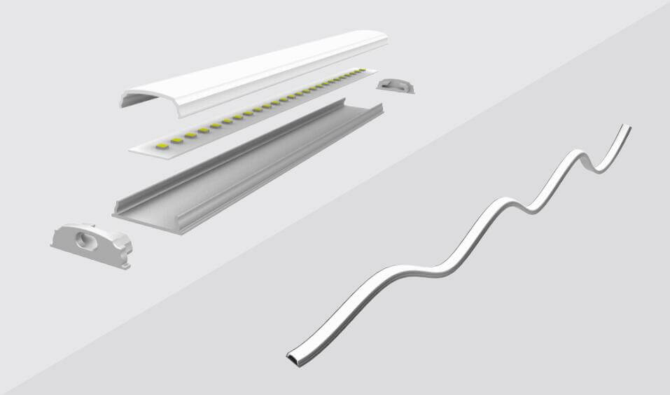 flexible led profile