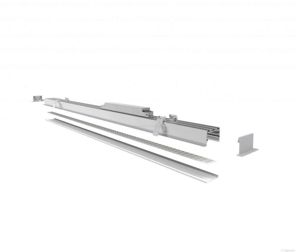 lightstec led recessed profile