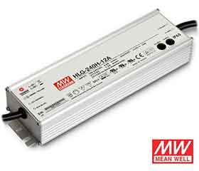 240W-Meanwell-waterproof--LED-power-supply
