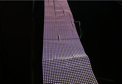 9-LED STRIP LIGHT ageing-test