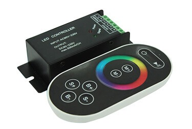 LED-Controller-RF-8T FOR LED STRIP LIGHT