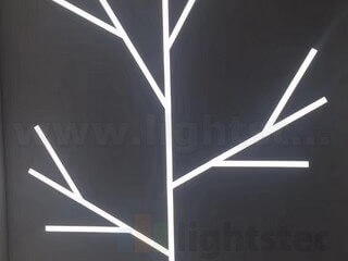 Lightstec-Led linear light -led aluminum profile light projects (18)