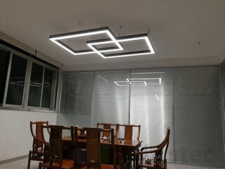 Lightstec-Led linear light -led aluminum profile light projects (4)