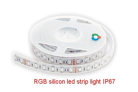 RGB-silicon-led-tape-light
