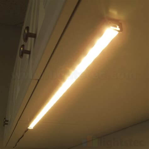 Led strip light using for cabinet