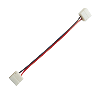 strip to strip connector with cable middle for led strip light
