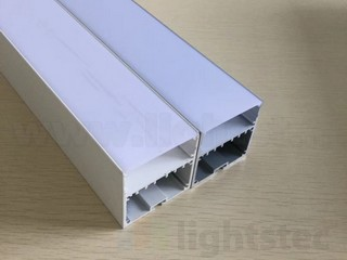 Lightstec led aluminum profile material