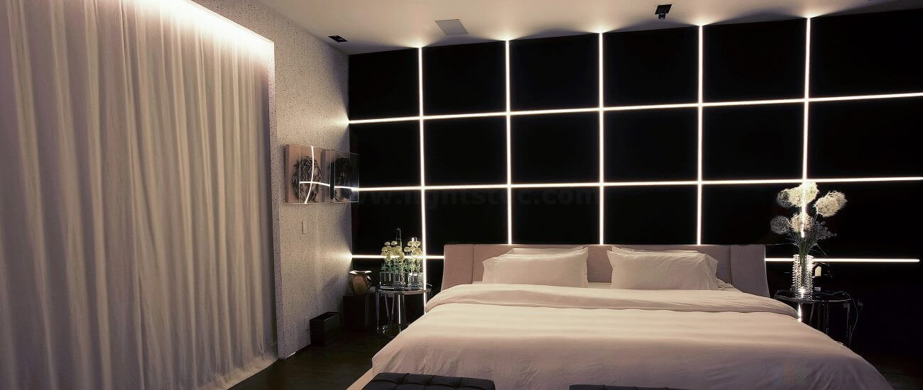 Lightstec- led linear light for bedroom using (4)