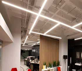 Lightstec Led Linear Light Projects