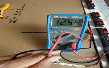 led strip light voltage drop 12v test (1)