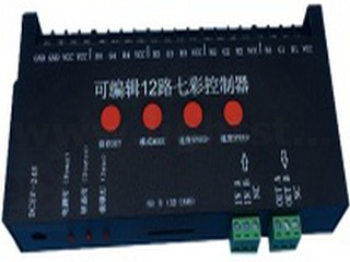 12 channel programmable DIY controller with SD card(720W)LT-DIY-12L