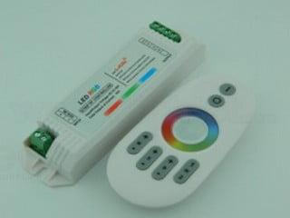 2.4G grouping RGB controller LT-2.4G-CD3