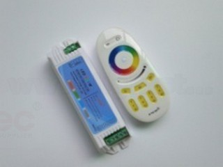 2.4G grouping touch RGBW controller LT-2.4G-CA4