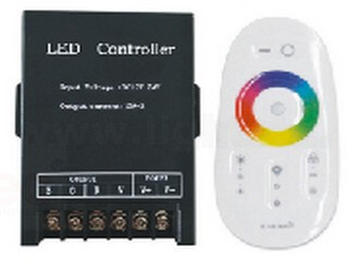 2.4G touch RGB controller(iron shell 360W)LT-G-H1