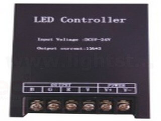 3 channel programmable DIY controller (360W) LT-DIY-3L