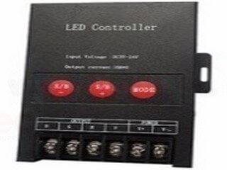 3 key iron shell RGB controller(360W)LT-M3-T1