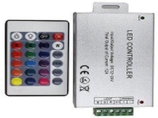 IR 24 key RGB controller (double layer PCB) LT-IR-24D