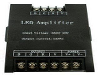 Iron sheel RGB Amplifier (30A) LT-M3-T2