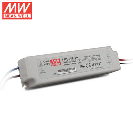led power supply lpv-35