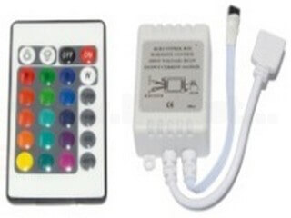 Mini IR 24 key RGB controller (fireproofing PCB) LT-IR-F1