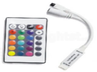 Mini IR 24 key RGB controller (long receiver) LT-IR-02